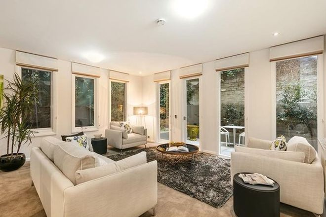 Picture of 4/122 Anderson Street, SOUTH YARRA VIC 3141