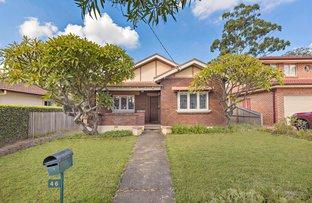 Picture of 46 Arthur Street, Strathfield NSW 2135
