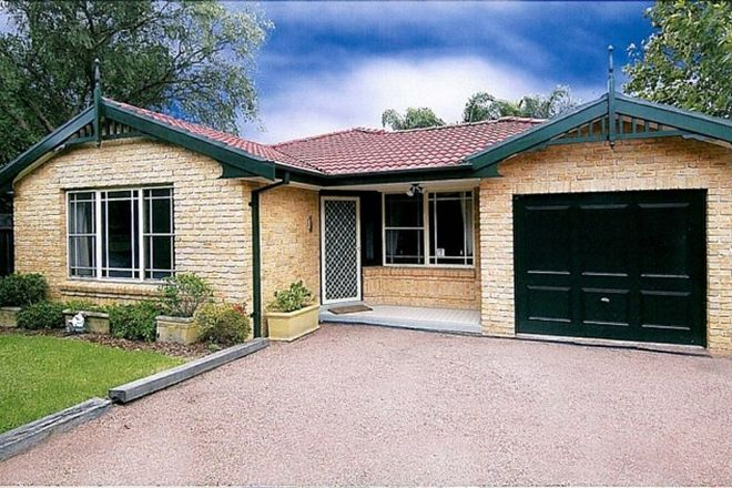 Picture of 58a Blaxland Street, HUNTERS HILL NSW 2110
