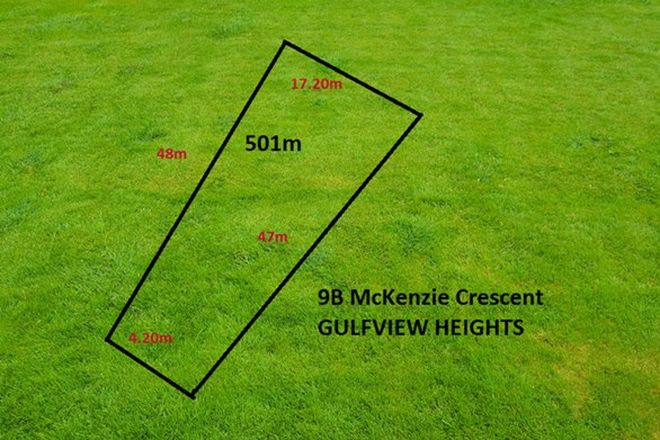 Picture of 9B McKenzie Crescent, GULFVIEW HEIGHTS SA 5096