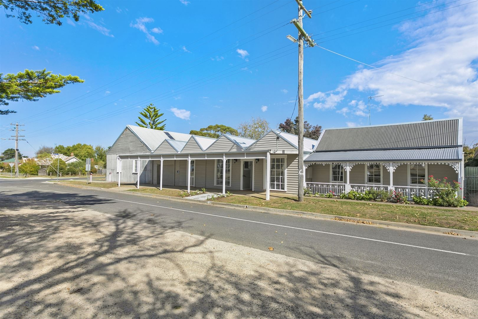 201-203 High Street, Learmonth VIC 3352, Image 1