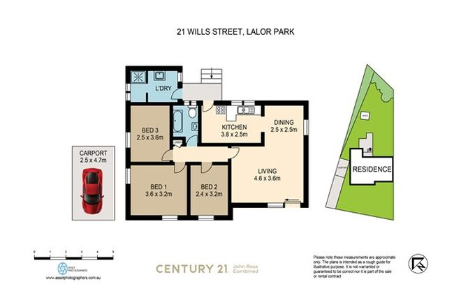Picture of 21 Wills Street, LALOR PARK NSW 2147