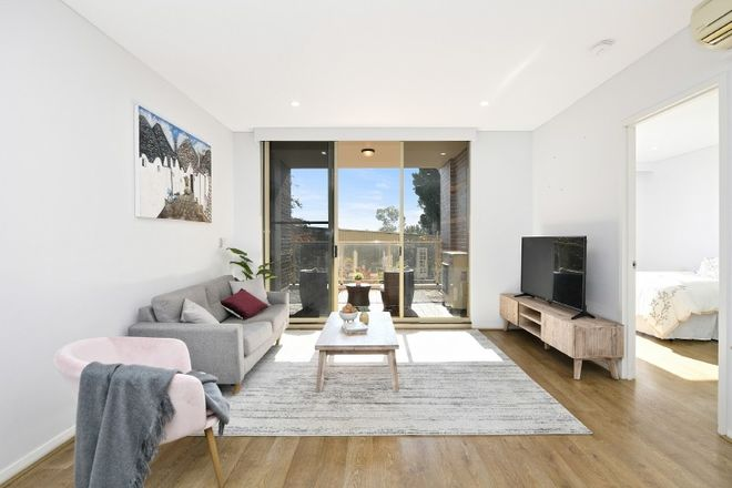 Picture of 42/18 Day Street, SILVERWATER NSW 2128