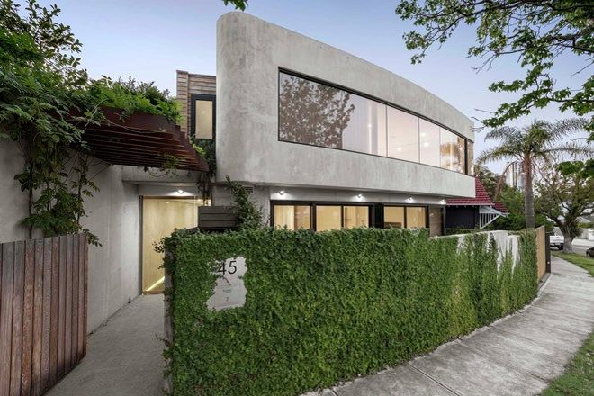 Picture of 45 Cromwell Road, SOUTH YARRA VIC 3141