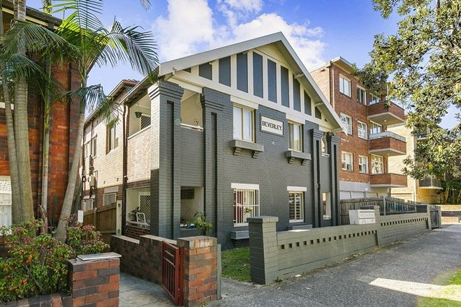 Picture of Unit 6/42 Curlewis St, BONDI BEACH NSW 2026