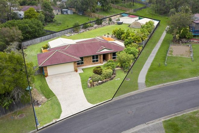 Picture of 10 Mahogany Court, BEENLEIGH QLD 4207