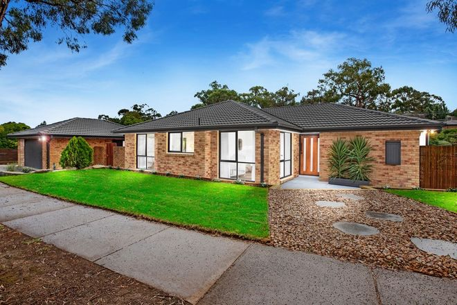 Picture of 39 Eskdale Drive, CROYDON HILLS VIC 3136