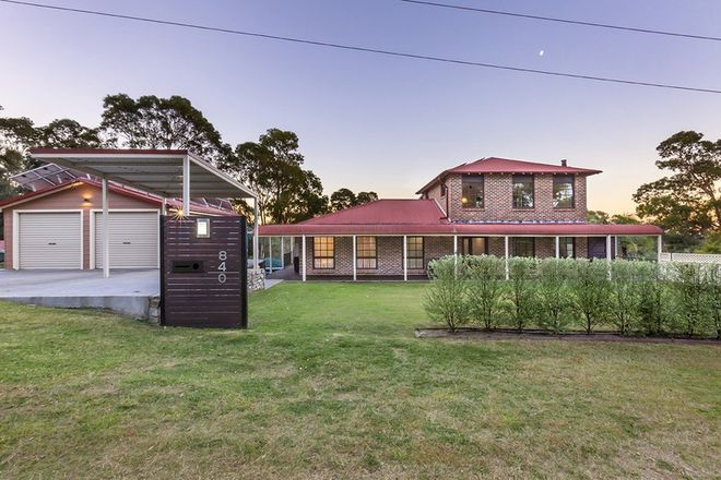 Picture of 840 Hawkesbury Road, HAWKESBURY HEIGHTS NSW 2777
