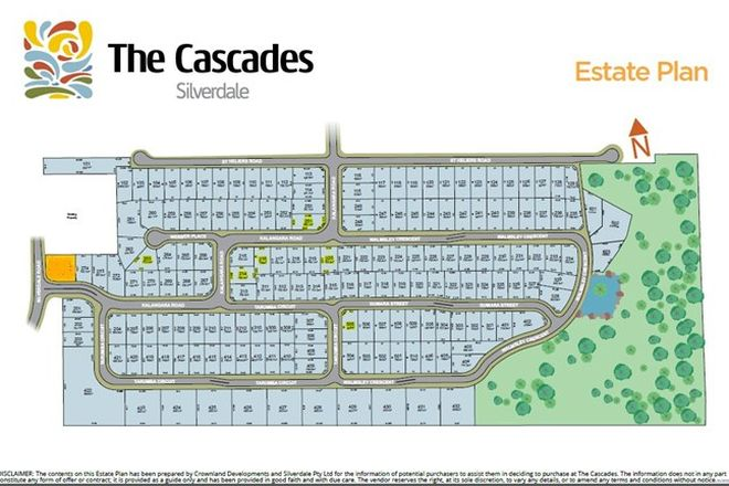 Picture of The Cascades Estate, SILVERDALE NSW 2752