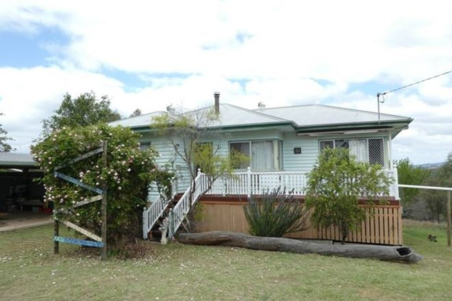 Picture of 46 COOMBA WATERHOLE ROAD, MAIDENWELL QLD 4615