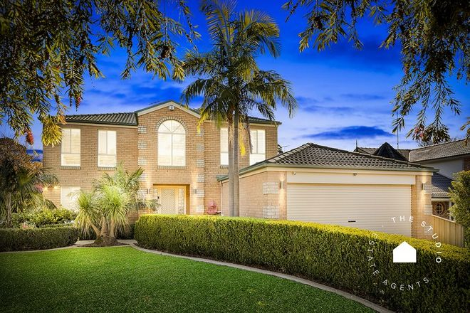 Picture of 4 Cattai Creek Drive, KELLYVILLE NSW 2155