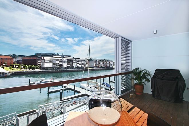 Picture of 22/56 Pirrama Road, PYRMONT NSW 2009