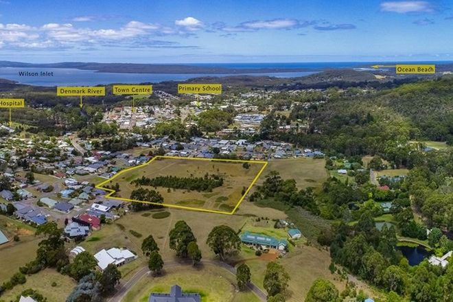 Picture of Lot 2/20 Smith Street, DENMARK WA 6333