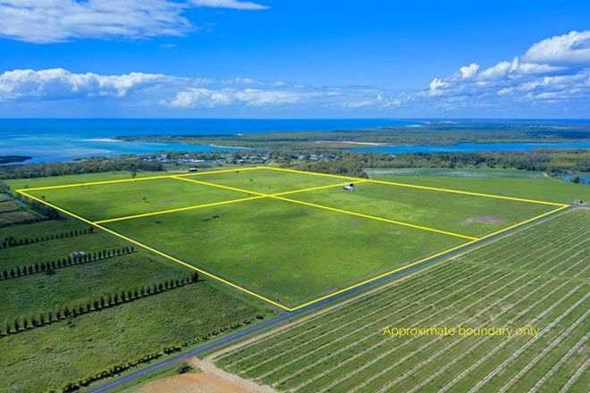 Picture of 0 Riverview Road, ELLIOTT HEADS QLD 4670
