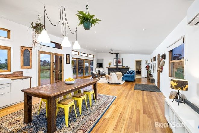 Picture of 12 South Lyonville Road, LYONVILLE VIC 3461