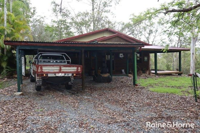 Picture of 925 Euluma Creek Road, JULATTEN QLD 4871