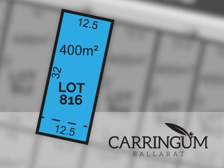 Carringum/Lot 816 Anglesea Street, Winter Valley VIC 3358, Image 0