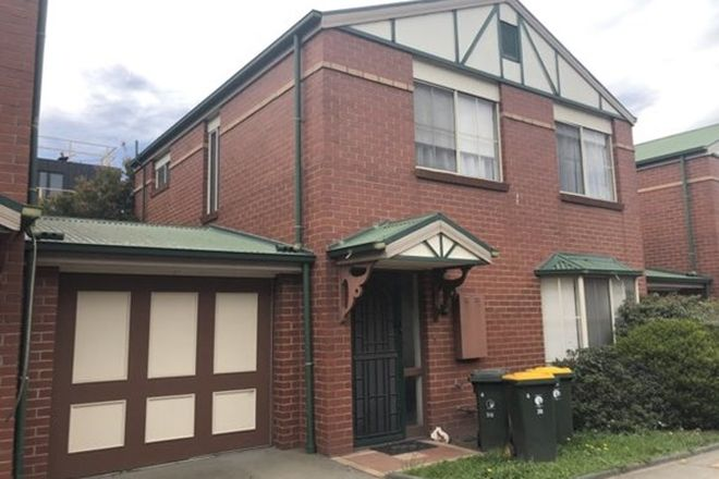 Picture of 4/30-32 Nicholson Street, FITZROY NORTH VIC 3068