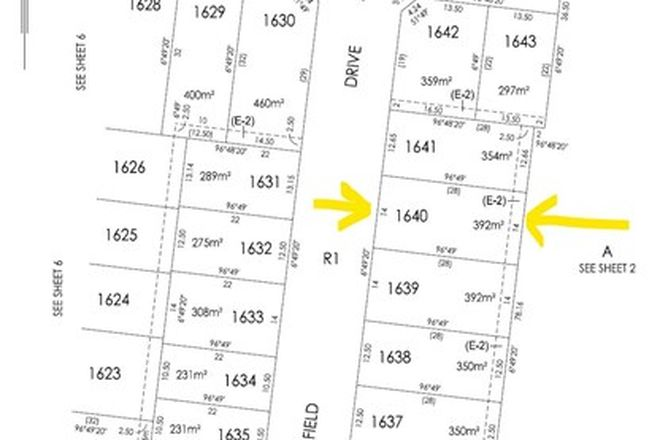 Picture of Lot 1640 Cornertstone Etstate, WERRIBEE VIC 3030