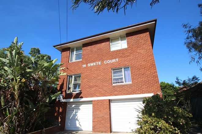 Picture of 6/14 Swete Street, LIDCOMBE NSW 2141