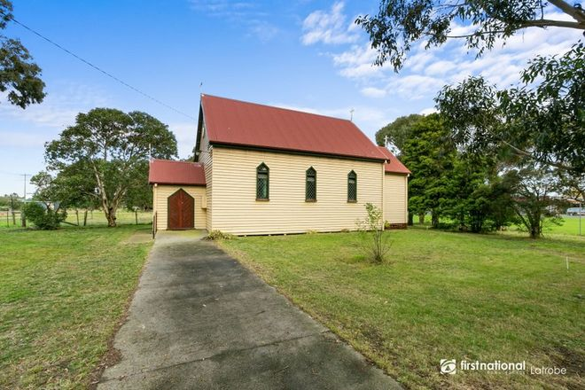 Picture of 54 Cairnbrook Road, GLENGARRY VIC 3854