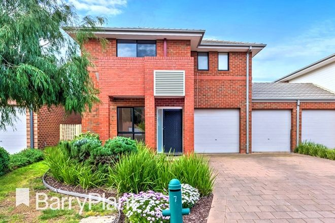 Picture of 7 Callista Circuit, TAYLORS HILL VIC 3037