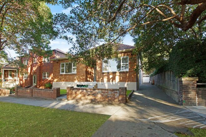 Picture of 4/25 The Boulevarde, LEWISHAM NSW 2049