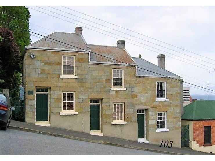 1 bedrooms Apartment / Unit / Flat in 103 Molle Street HOBART TAS, 7000