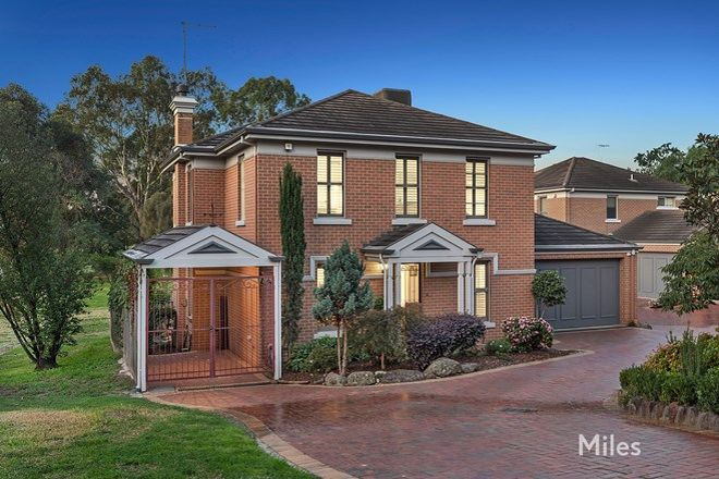 Picture of 5/27-29 Kenilworth Parade, IVANHOE VIC 3079