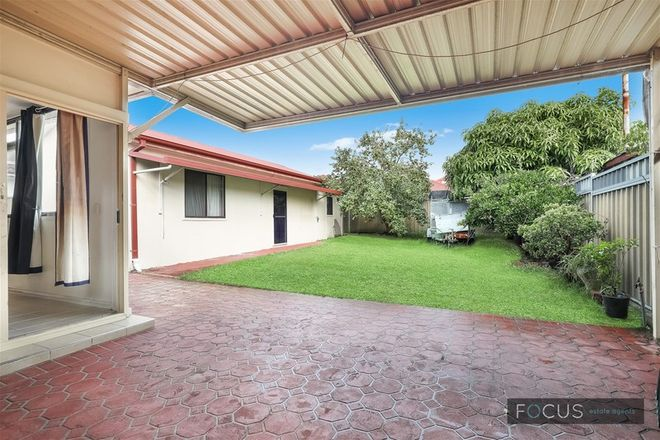 Picture of 96 Malta Street, FAIRFIELD EAST NSW 2165