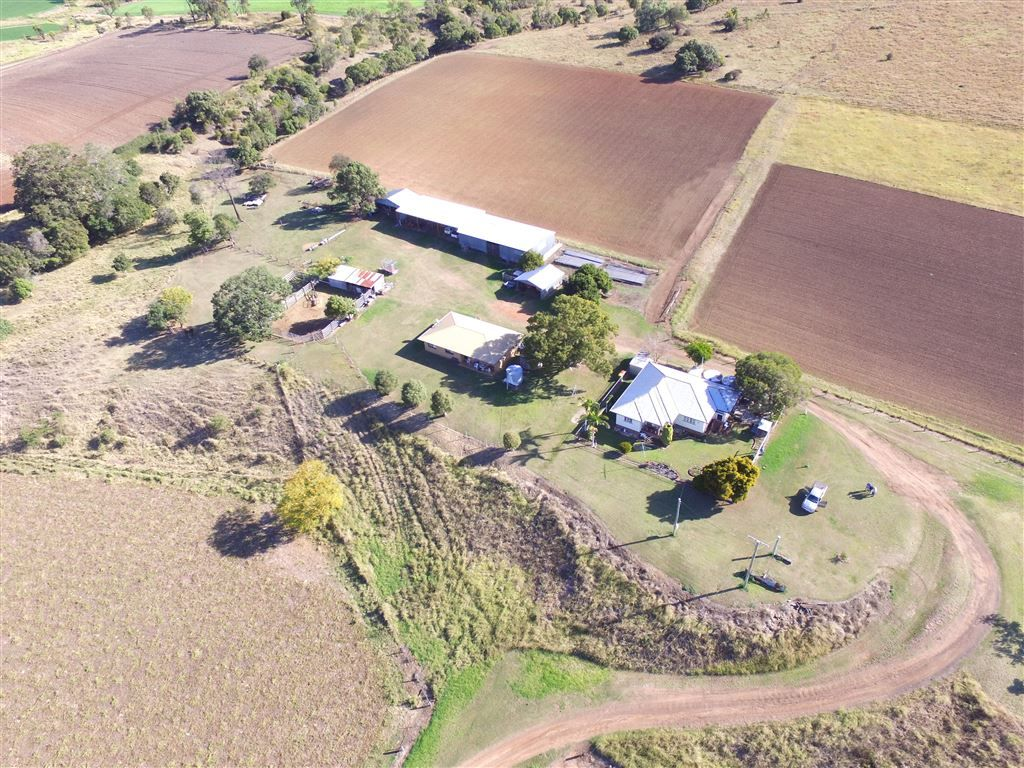 2072 Mt Sylvia Road, Woodbine QLD 4343, Image 0