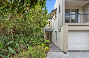 Picture of 1/13 Ranier Crescent, Varsity Lakes QLD 4227