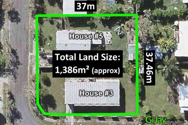 Picture of 3 & 5 Moore St, LOGAN CENTRAL QLD 4114
