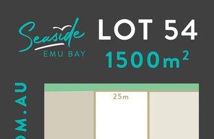 Picture of Lot 54 Starfish Drive, Emu Bay SA 5223