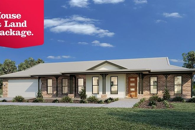 Picture of Lot 208 King Parrot Boulevard, DROUIN VIC 3818