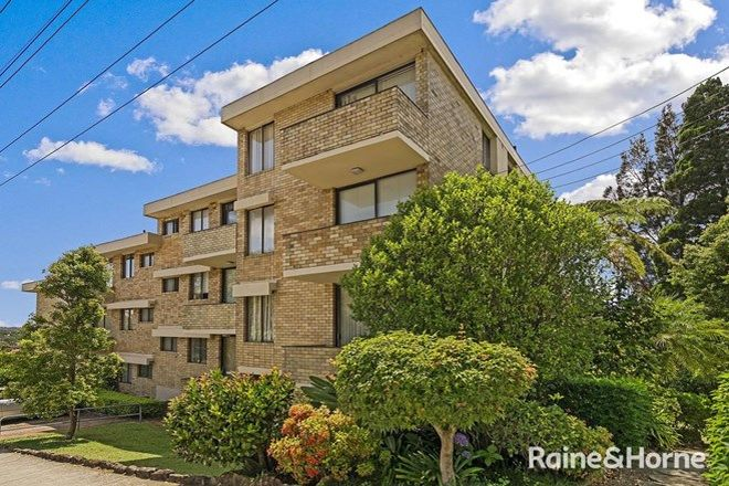 Picture of 6/2 Sutherland Street, CREMORNE NSW 2090