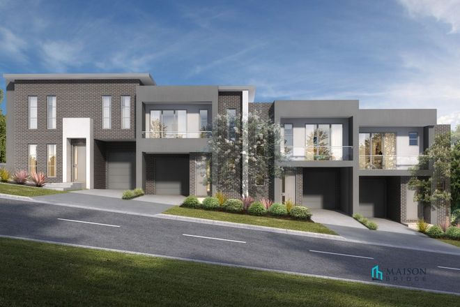 Picture of 1-4/38 Simpson Street, DUNDAS VALLEY NSW 2117