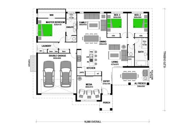Picture of Lot 14 Breen Court 'Scotsman Heights', GIN GIN QLD 4671