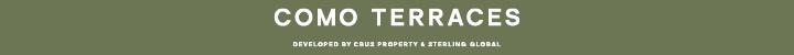 Branding for Como Terraces