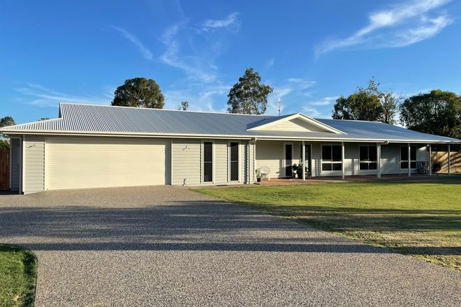 Picture of 12 Polo Place, BRANYAN QLD 4670