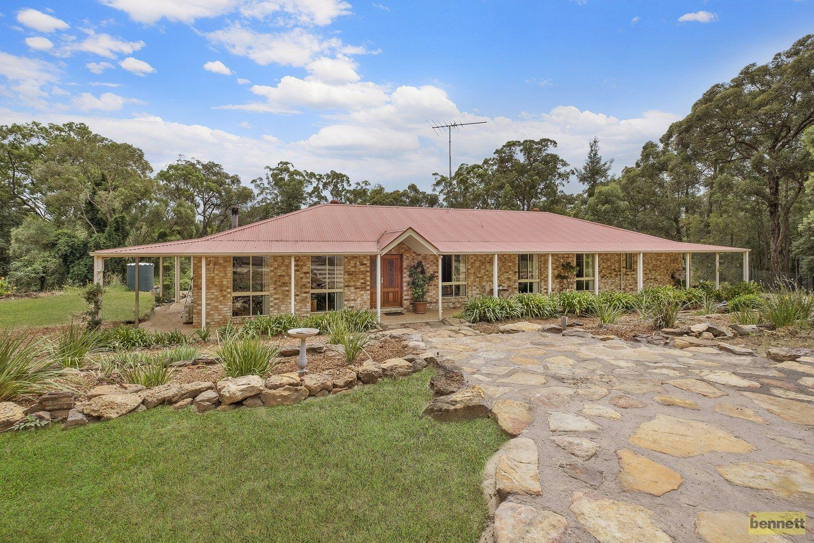 103 Wheelbarrow Ridge Road, Colo Heights NSW 2756, Image 0