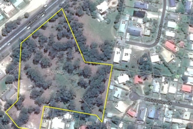 Picture of 188-194 Princes Highway, LAKES ENTRANCE VIC 3909