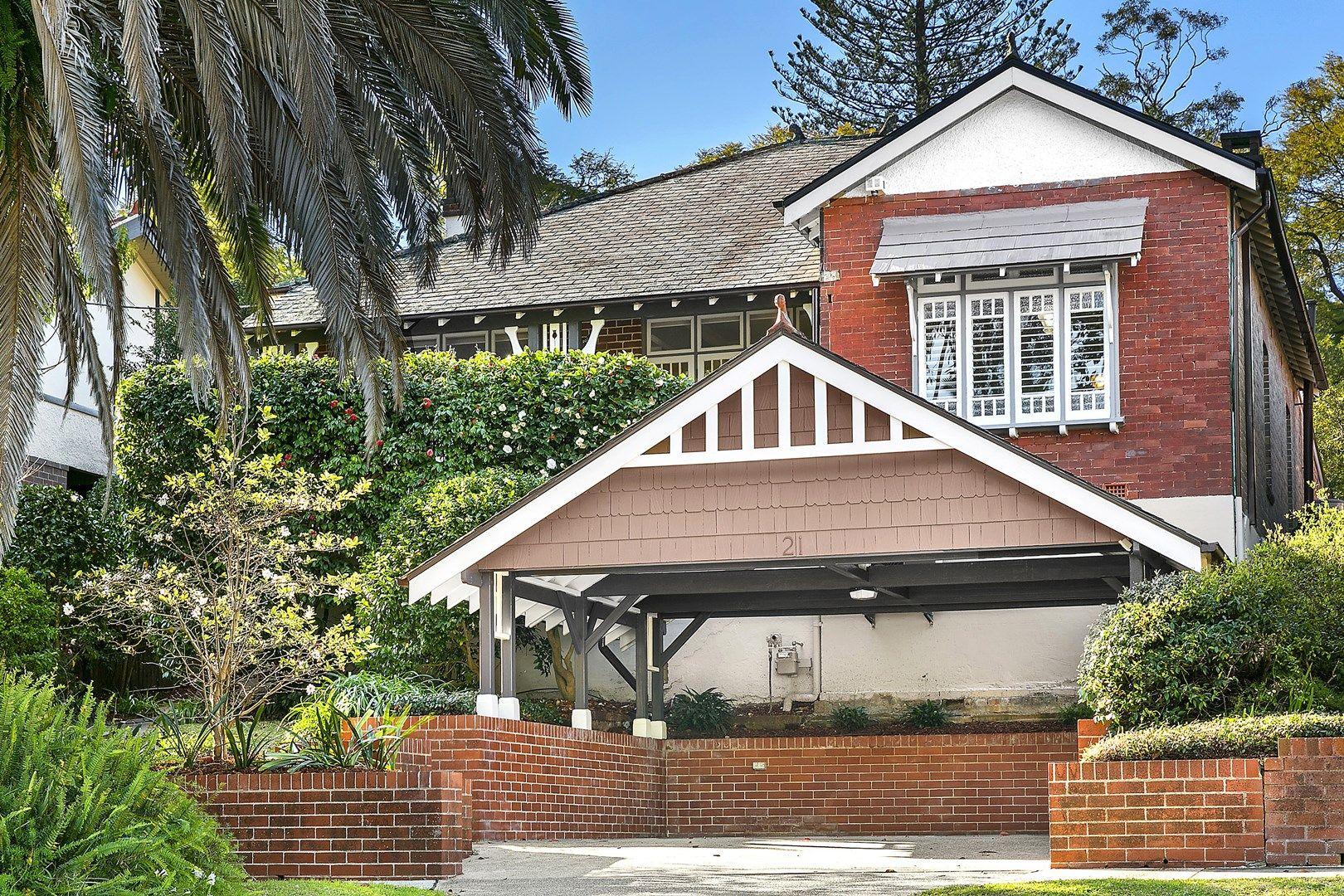 21 Burra Road, Artarmon NSW 2064, Image 0