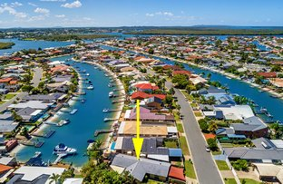 Picture of 4 Seaspray Street, Paradise Point QLD 4216