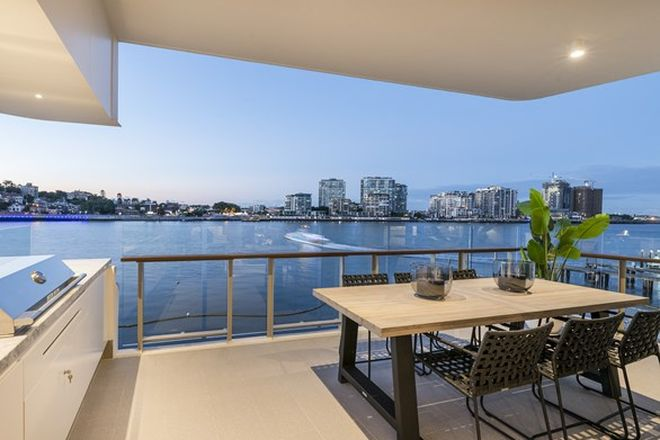 Picture of 23/21 Byron Street, BULIMBA QLD 4171