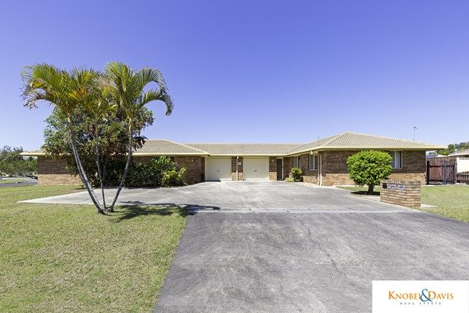 Picture of 1&2/26 Flamingo Drive, BANKSIA BEACH QLD 4507