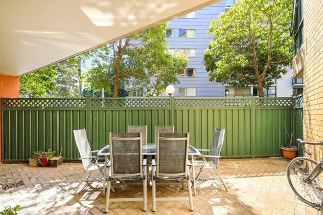 Picture of 178/2-26 Wattle Crescent, PYRMONT NSW 2009