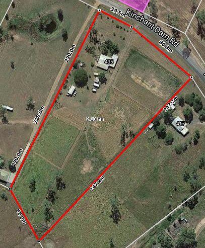 435 Kinchant Dam Rd, Kinchant Dam QLD 4741, Image 1