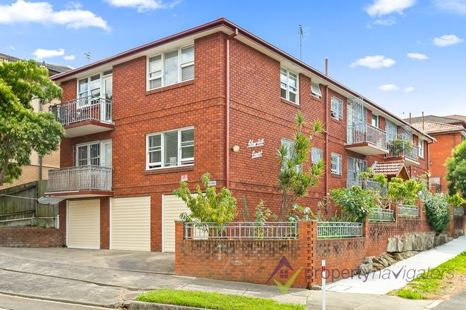 Picture of 2/25 Hill Street, MARRICKVILLE NSW 2204