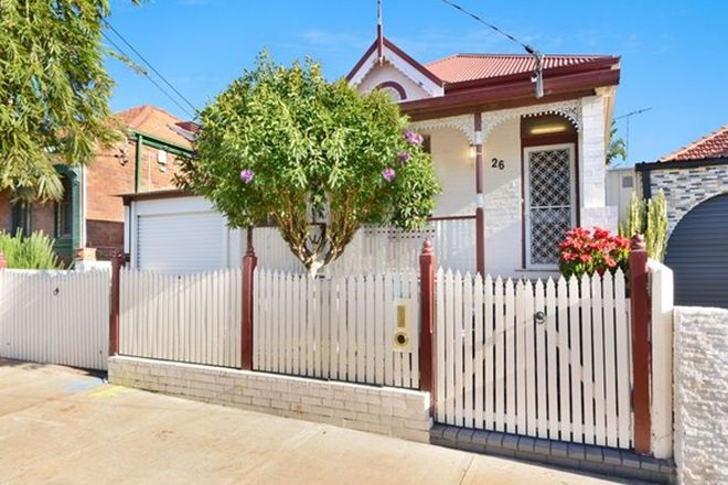 Picture of 26 Samuel Street, TEMPE NSW 2044